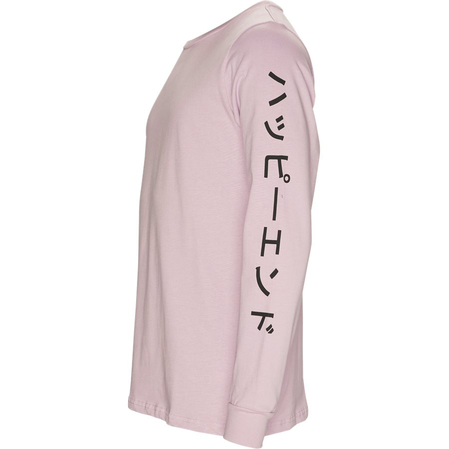 SAPPORO - Sapporo - T-shirts - Regular - DUSTY ROSE - 3